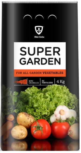 SG mēslojums dārzeņiem 4kg