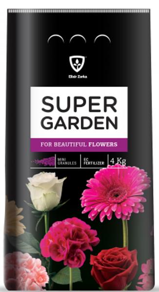 SG mēslojums puķēm 4kg